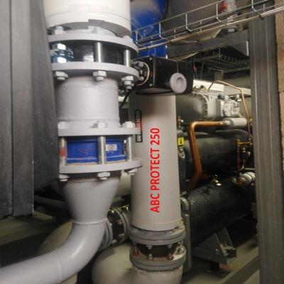 embouage eau glacee groupe froid usine 69